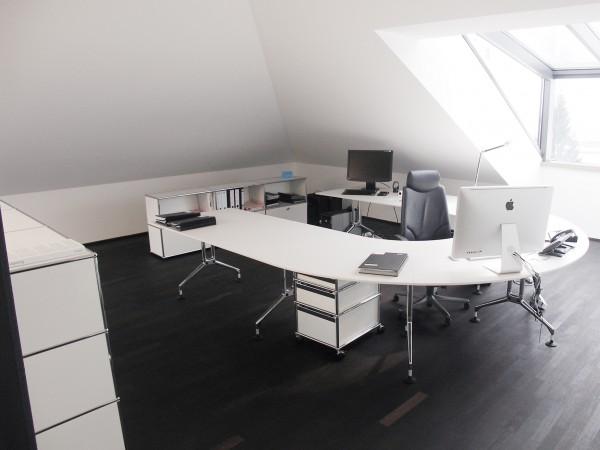 Büroeinrichtung ppp Architekten - fritzoffice