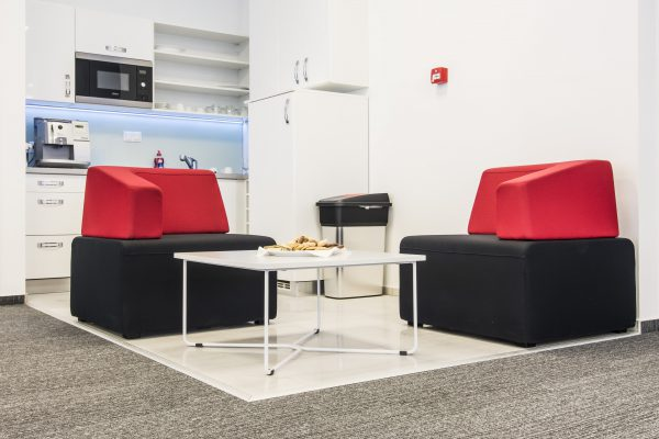 Einrichtung Lounge