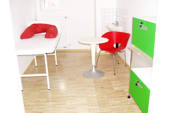 Einrichtung Arztzimmer