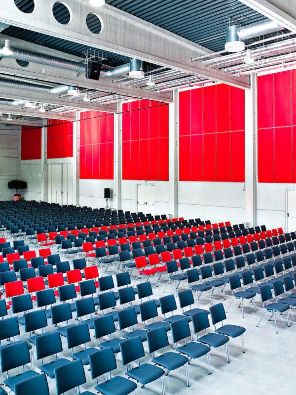 Objekteinrichtung Deggendorfer Stadthallen - fritzoffice