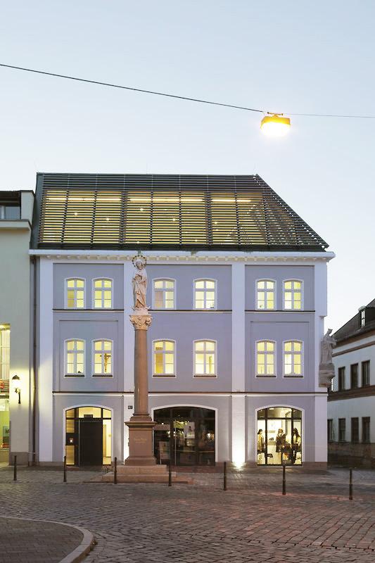 Objekteinrichtung Rathaus Moosburg - fritzoffice