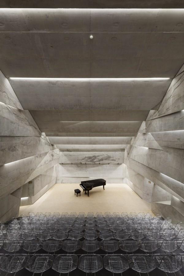 Objekteinrichtung Konzerthaus Blaibach - fritzoffice