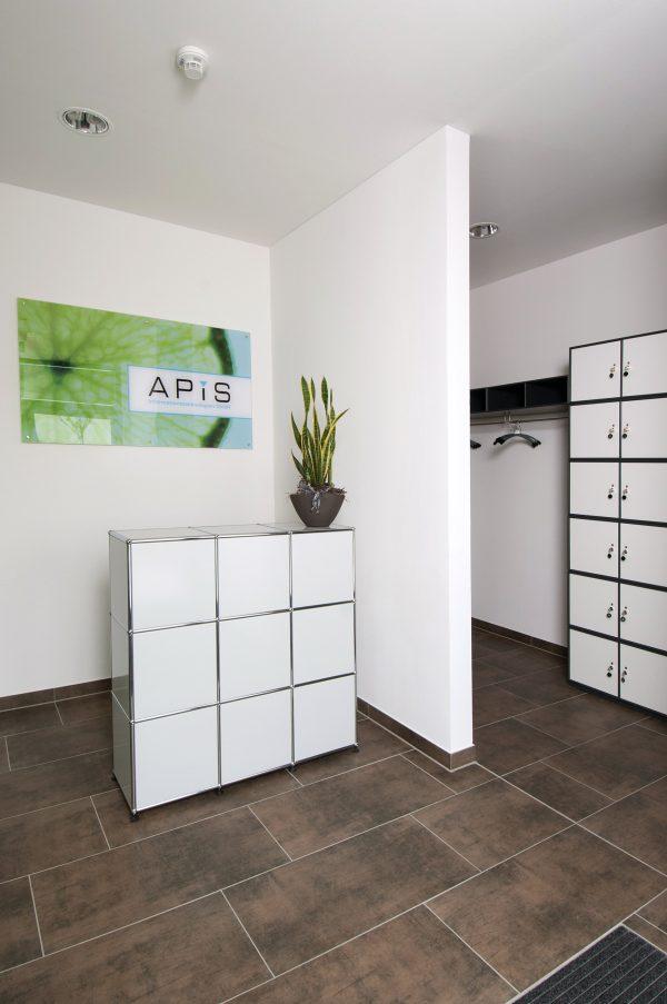 Objekteinrichtung APIS - fritzoffice