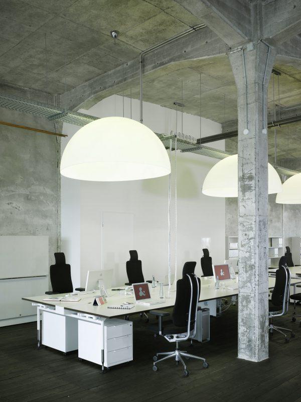 Büroeinrichtung Bernstein Werbeagentur - fritzoffice