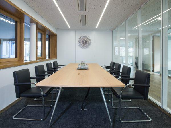 15-Einrichtungskonzept fritzoffice Besprechung Vorstand